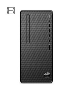 hp-m01-f0005na-intelreg-coretrade-i3-9100-8gb-ram-cddvd-drive-1tb-hard-drive-desktop-with-optional-microsoftnbsp365-family-1-year-black