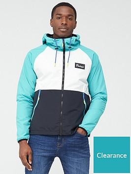 penfield-echora-hooded-jacket-teal