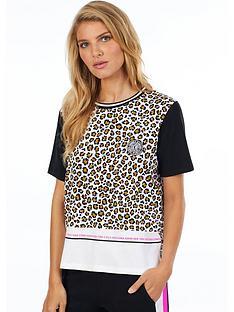 dkny-leopard-print-short-sleeve-top-leopard
