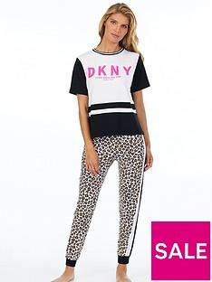 dkny-colourblock-logo-short-sleeve-top-white