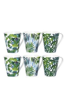 waterside-set-of-6-leaf-mugs