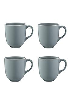mason-cash-classic-collection-set-of-4-mugs-grey