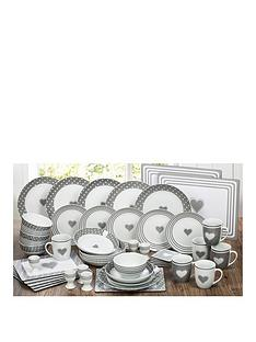 waterside-grey-heart-56-piece-dinner-set