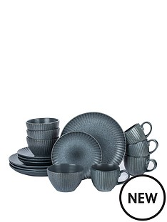 waterside-grey-textured-reactive-glaze-16-piece-dinner-set