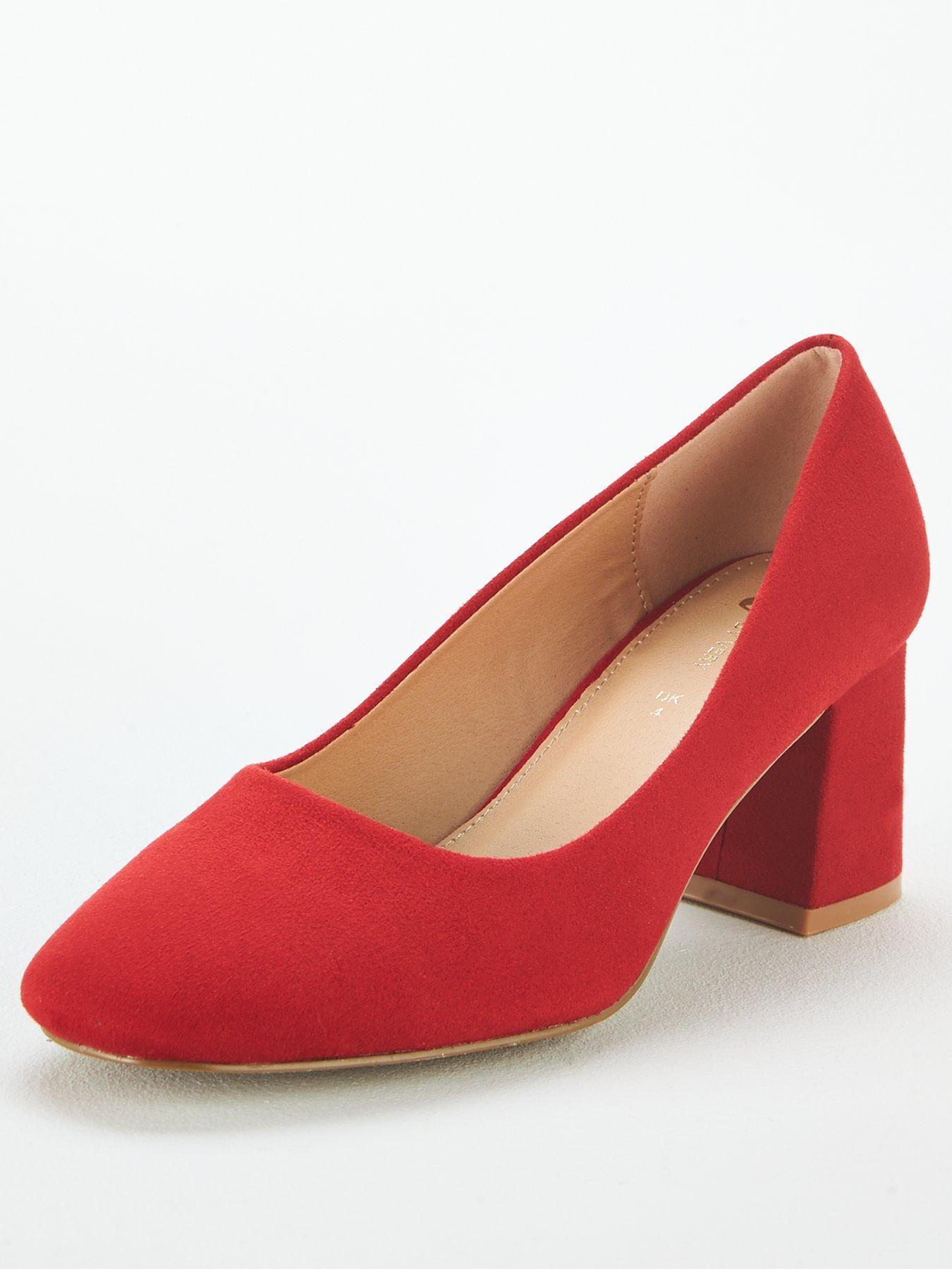 Wide Fit Heels \u0026 Heeled Sandals