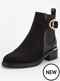 v-by-very-foxhill-buckle-ankle-boots-black