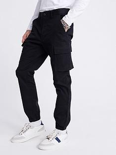 superdry-recruit-flight-grip-cargo-pants-black