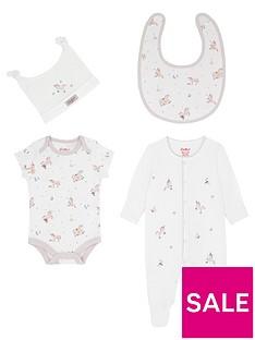 cath-kidston-baby-girls-unicorn-sleepsuit-bodysuit-hat-bib-and-bag-gift-set-ivory