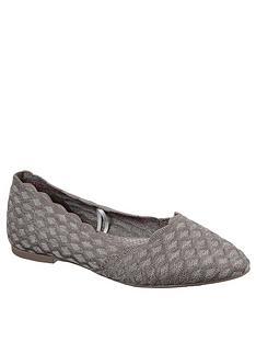 skechers-cleo-ballerina-shoe-dark-taupenbsp