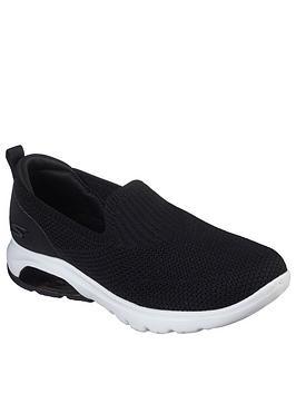 skechers-go-walk-air-pump-black-white