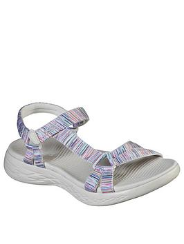 skechers-on-the-go-600-flat-sandal-naturalmulti