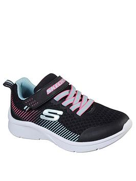 skechers-girls-microspec-trainers-black