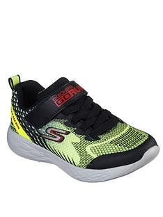 skechers-boys-go-run-600-trainers-yellowblack