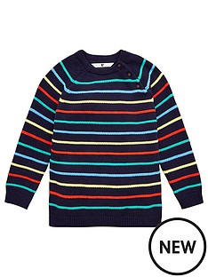 v-by-very-boys-coloured-stripe-jumper-navy