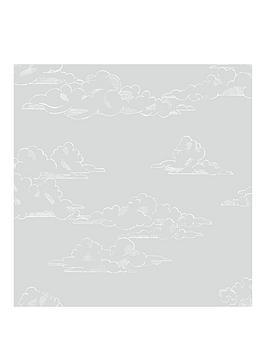 superfresco-easy-vintage-clouds-grey-wallpaper
