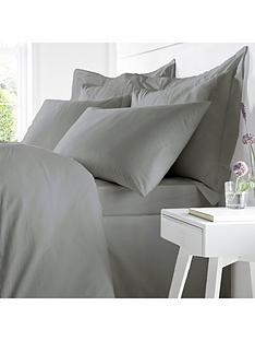 catherine-lansfield-bianca-100-egyptian-cotton-king-size-fitted-sheet-ndash-charcoal