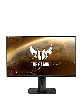 asus-tuf-gaming-curved-vg27vq-27-inch-full-hd-gaming-monitor-va-up-to-165hz-1ms-mprt-dp-hdmi-dvi-freesync