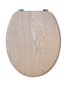 aqualona-oak-effect-toilet-seat