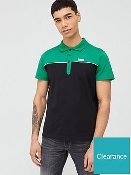 diesel-t-ralfy-bic-colour-block-short-sleeve-polo-shirt-green