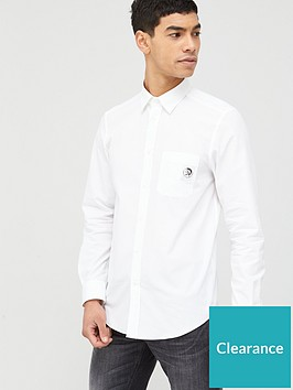 diesel-s-bill-oxford-shirt-with-pocket-white
