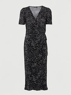 v-by-very-wrap-plisse-midi-dress-polka-dot