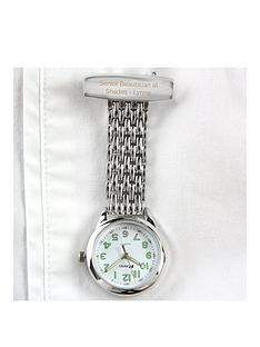 personalised-nurses-fob-watch