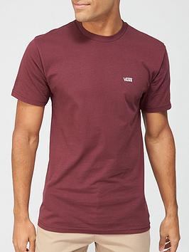 vans-left-chest-logo-t-shirt-maroon