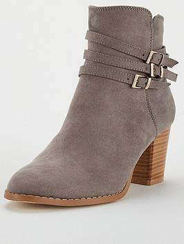 v-by-very-fern-buckle-strap-low-heel-ankle-boot-grey