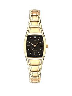 accurist-accurist-black-sunray-diamond-set-tank-dial-gold-stainless-steel-braceket-womens-watch