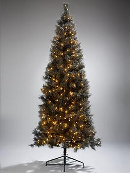 7ft-cashmere-tips-black-pre-lit-christmas-tree