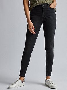 dorothy-perkins-alex-mid-rise-skinny-jeans-black