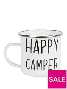 sass-belle-happy-camper-enamel-mug