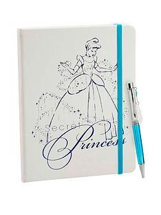 cinderella-secret-princess-notebook-and-pen