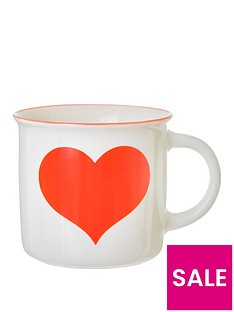 sass-belle-red-love-heart-mug