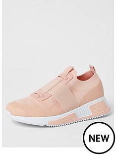 river-island-knit-runners-pink