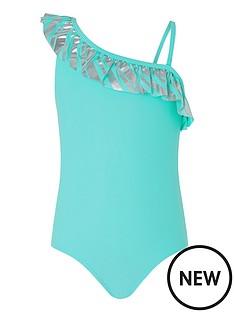 monsoon-girls-malibu-stripe-frill-swimsuit-turquoise