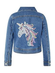 monsoon-girls-elouise-unicorn-sequin-denim-jacket-blue