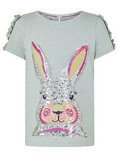 monsoon-girls-bunny-sparkle-top-grey