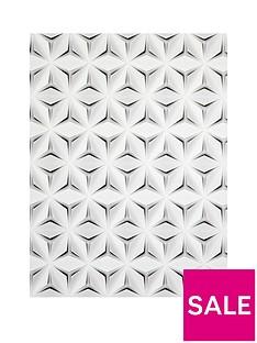 arthouse-3d-diamond-white-wallpaper