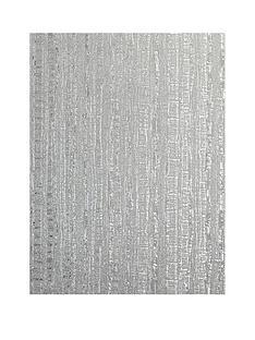 arthouse-luxe-industrial-stripe-silver-vinyl-wallpaper