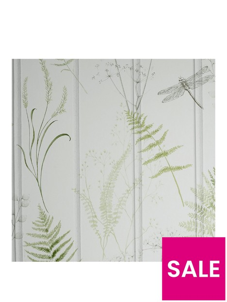 arthouse-natural-panel-green-wallpaper