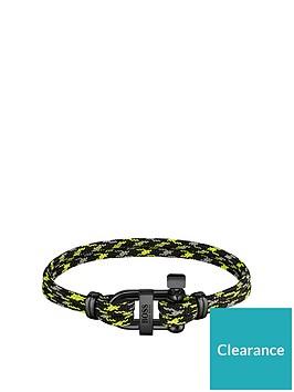 boss-boss-sailing-cord-black-ip-d-ring-bracelet