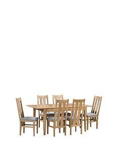 julian-bowen-cotswold-140-180-cm-extending-dining-table-6-chairs