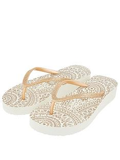 accessorize-eva-wedge-flip-flops-gold
