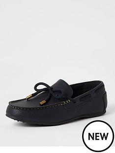 river-island-boys-faux-leather-driver-shoes-navy