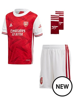 adidas-arsenal-infant-202021-home-mini-kit-red