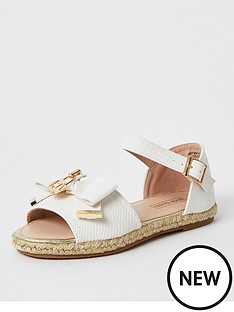 river-island-girls-bow-espadrille-sandals--white