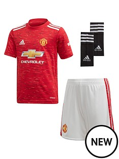 adidas-adidas-manchester-united-infant-2021-home-mini-kit
