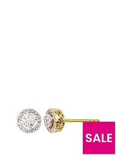 love-diamond-9ct-yellow-gold-018ct-diamond-halo-stud-earrings