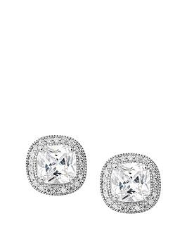 the-love-silver-collection-rhodium-plated-sterling-silver-6mm-white-cubic-zirconia-cushion-cut-stud-earrings